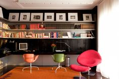 Roberto Migotto. Home office.