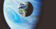 Localizada a 1800 anos-luz de distância, astrónomos acreditam ter descoberto a primeira lua fora do Sistema Solar.