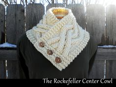 Designed by myself, this gorgeous cowl is part of a series of cowls I'm doing inspired by New York, my home state. They are designed to be comfortable, fun to knit, and perfect to wear with a stylish ..