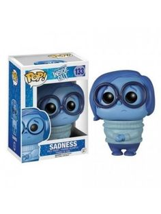 Funko Pop Tristeza del Reves Inside Out