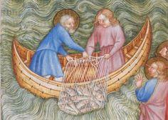 Missale et horae ad usum Fratrum Minorum. Date d'édition : 1301-1400 Latin 757 Folio 367r