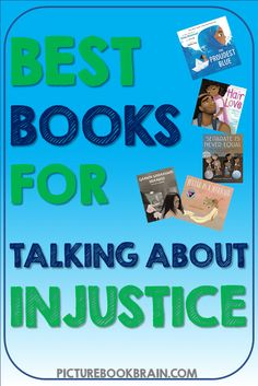 Check out these picture books about racism and inequality. Great ways for elementary school teachers to introduce discrimination, protests, Black Lives Matter, and injustice for BIPOC folx. A diverse selection of books about black, trans, Latinx/Hispanic, First Nations/Indigenous people and more and their struggle for acceptance and equality.  Books for primary through upper elementary kids with suggested lesson plans and activities for K, 1st, 2nd, 3rd, 4th and 5th grade.  A free lesson plan wi