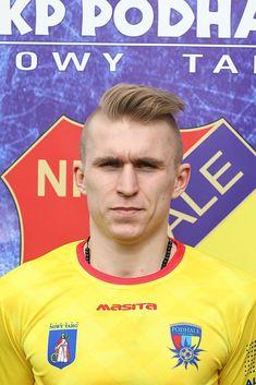Marcin Przybylski | Pomocnik | NKP Podhale Nowy Targ | Flickr Baseball Cards, Sports, Hs Sports, Sport