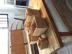Pottery box vases - merci, fr