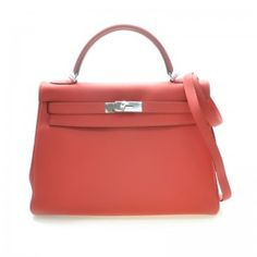 The Kelly Bag was finally succeeded in the '80s, after French actress Jane Birkin happened to be on the same airplane as Hermès chief Jean Louis Dumas-Hermès in 1981. The story goes that she accidentally spilled the contents of her Kelly, and complained that it just wasn't big enough for her. Dumas-Hermès invited her to help him invent her vision of the perfect Hermès purse. In 1984, the Birkin bag was born. http://www.annavovo.com