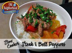 A Slow Cooker Steak Dinner | Old Neighborhood Foods