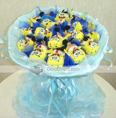 spongebob wedding bouquet