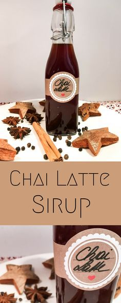 #Chai #Latte #Sirup #DIY                                                                                                                                                                                 Mehr