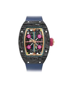 RICHARD MILLE RM07-03 Arándano. 127.000 euros Richard Mille, Color Turquesa, Accessories, Moda Masculina, Lollipops, Clothing, Sugar Crystals, Turquoise Color, Blueberries