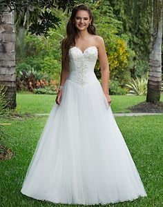 Flirty and Feminine Wedding Dresses | Sweetheart Gowns