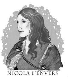 Nicola L'Envers y Aragon by sephystabbity