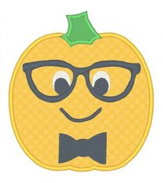 Designs :: Occasions :: Halloween :: Pumpkin Nerd Boy