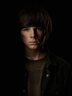 Carl Grimes (Chandler Riggs) - such a talented young actor!!
