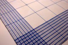 Cotton table square in 16/2 cotton