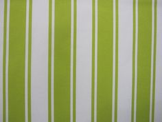 Curtain, Valance, Window Curtain, Designer Lime and Off White Stripe Valance 50 x 16