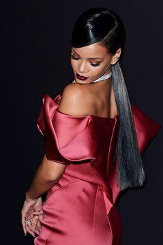 Rihanna @ Diamond Ball