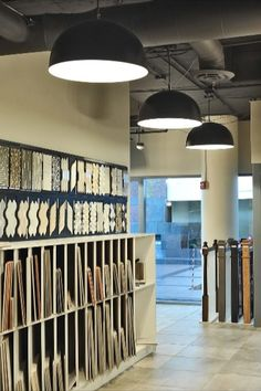 ANP Lighting's Oversized Shades are designed to add maximum visual impact to office spaces, shops, restaurants, hotels and more! Use these magnificent sizes, unexpected shapes, and creative finishes to design a lighting environment that's as unique as your brand.