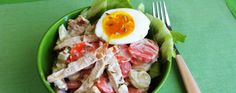 Insalata di pollo e carote - Carrot and chicken salad - ITA ENG recipe