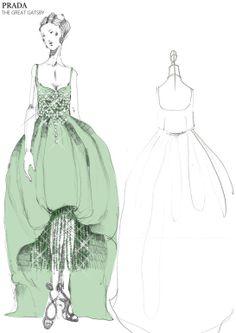 Miuccia Prada signe les costumes de The Great Gatsby http://www.vogue.fr/mode/news-mode/diaporama/miuccia-prada-signe-les-costumes-de-the-great-gatsby/11481#3