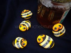 API...pretty stone bees!