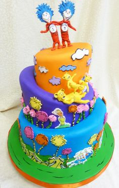 Birthday Cake Ideas on Pinterest Peppa Pig, Kid Birthday ...
