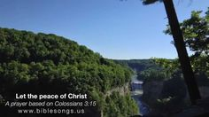 """""""Let The Peace of Christ"""" – Rob & Wendy Jacobson: Biblesongs.us"""