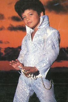 "Bruno Mars - ""Little Elvis"""