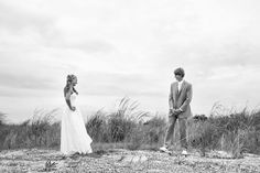 Beach wedding perfection at The Grand Hotel of Cape May, NJ | Danette Pascarella Photography