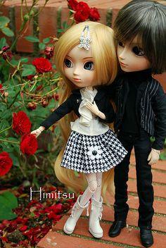 Hollie y Sigurðr - Pullip Shinku y Taeyang Gyro | Flickr - Photo Sharing!