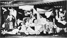 Guernica - Picasso - Fase 6