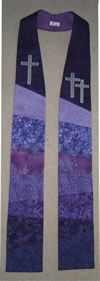 CLERGY STOLES- Stitchin Time Online Catalog Page - Olivia Ebsary