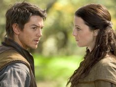"""Legend of the Seeker -  """"Why would you care if my feelings changed? You told me you didn't share them.""""  """"Well, like you said, I'm not a very good liar."""""""