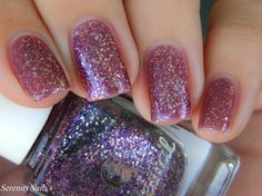 Party In The Never Never swatched by @seren