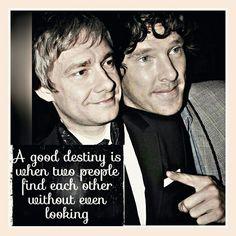 #Sherlock #JohnWatson #martinfreeman #BenedictCumberbatch