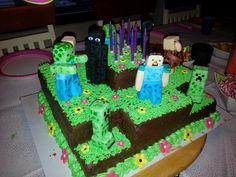 Minecraft -kakku