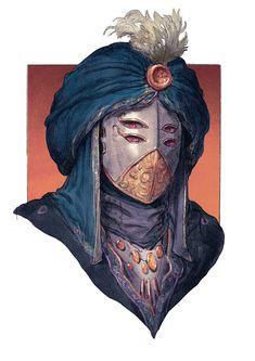 """""""Storm Conjurer"""" Artist Dominik Derow. Character Creation, Fantasy Character Design, Character Design Inspiration, Character Concept, Character Art, Fantasy Concept Art, Fantasy Armor, Dnd Characters, Fantasy Characters"""