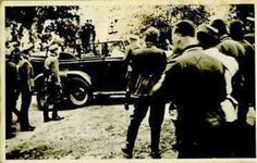 Hitler original pictures Wwii, Antique Cars, The Originals, Pictures, Image, Vintage Cars, Photos, World War Ii, Paintings