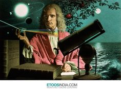 Why does an apple fall to the ground? Sounds obvious, doesn't it? If it hadn't been for Sir Isaac Newton, the law of gravity would still be a floating thought :) Happy Birthday, #IsaacNewton! #EtoosIndia