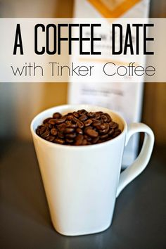 A Coffee Date with Tinker Coffee