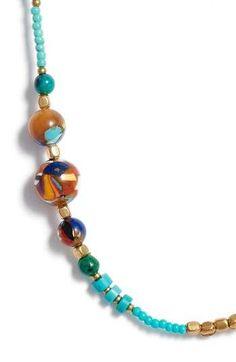 Panacea Multi Bead Necklace