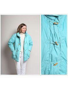 vintage ski jackets · 80s Ski Jacket Color Block Retro Ski Jacket Puffer  Jacket Puffy Jacket Snowboard Skiing Jacket Neon 0974ab07b