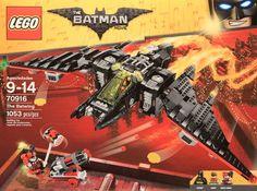 The LEGO Batman Movie 70916 The Batwing