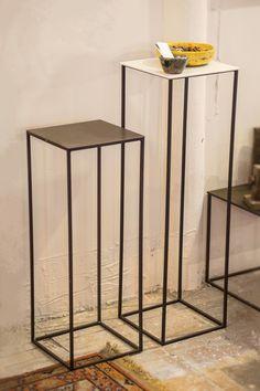 stojak kwietnik stolik pod lampę loft - producent - 5278478684 - oficjalne archiwum allegro