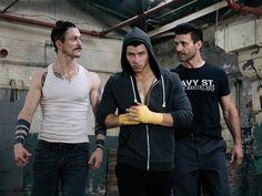 Nick Jonas proud to play gay MMA fighter Nate Kulina on DirecTV's 'Kingdom' | GLAAD