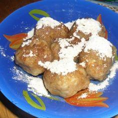 Almás krémes - ahogy Brigi készíti | Nosalty Pretzel Bites, French Toast, Bread, Breakfast, Food, Morning Coffee, Brot, Essen, Baking
