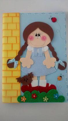 Caderno Dorothy