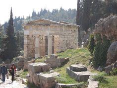 Delphi, Greece ... a magical place!