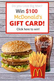 #giftcard #gift #mcdonalds #food #burger #McDonald's Gift card ! #mcdonaldsbreakfast Healthy Mcdonalds, Free Mcdonalds, Mcdonalds Gift Card, Easy Dinner Recipes, Easy Meals, Dog Food Recipes, Cooking Recipes, Fast Food Items, Easy Food To Make