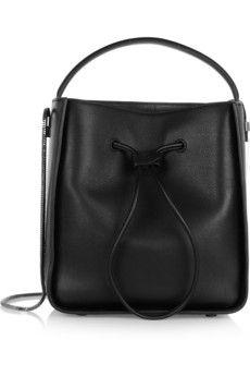 3.1 Phillip Lim Soleil leather shoulder bag | NET-A-PORTER