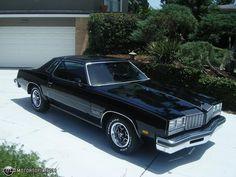 1977 Olds Cutlass, 350 4bbl Rocket V8/350 TurboHydro auto